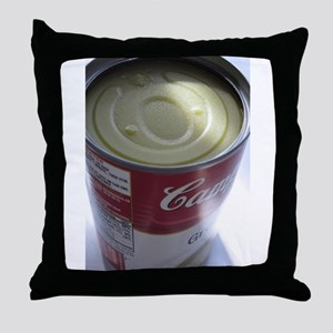 Andy Warhol Just Might Get Jealous Throw Pillow