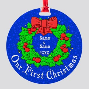 Our First Christmas Gifts - CafePress