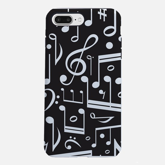 Music Notes Gift iPhone 7 Plus Tough Case