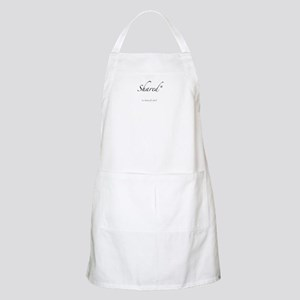 Shared* See Husband for Details BBQ Apron