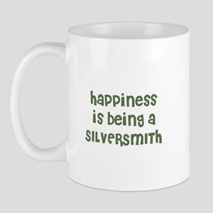 Happiness is being a SILVERSM Mug