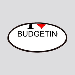 I Love Budgeting Patch