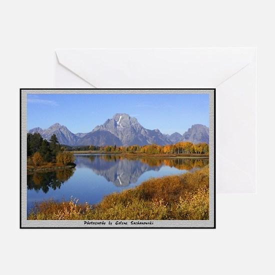 Grand Teton Note Cards (Pk of 10)