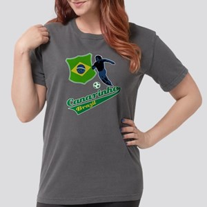 soccer player designs Womens Comfort Colors Shirt