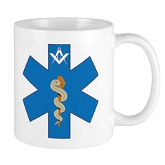 Masonic Fire, Rescue, EMT Mug