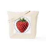 Bling Berry Tote Bag