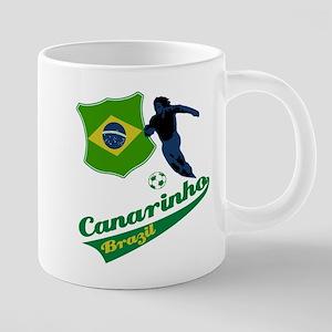 soccer player designs Mugs
