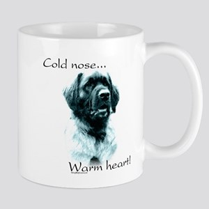 Leonberger Warm Heart Mug
