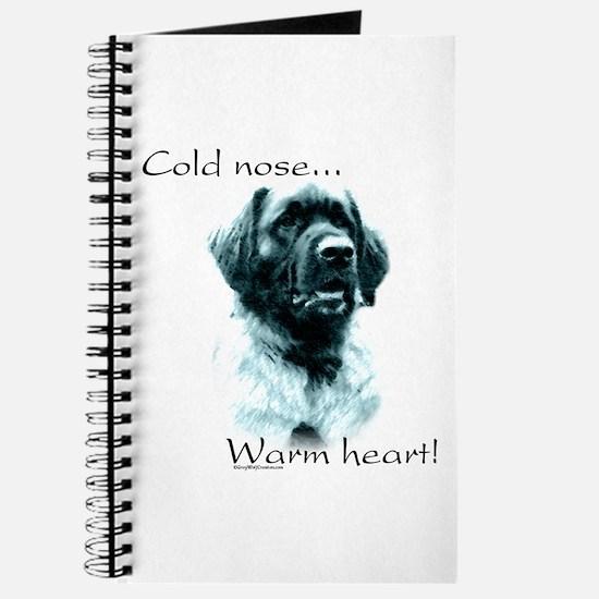 Leonberger Warm Heart Journal
