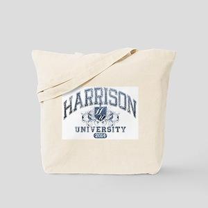 Harrison Last name University Class of 2014 Tote B