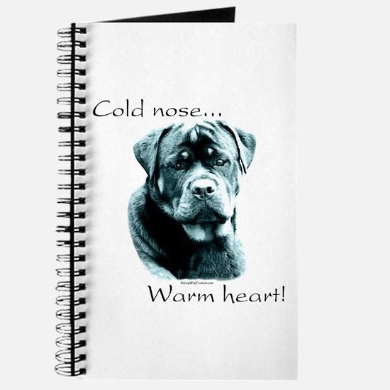 Saint Warm Heart Journal