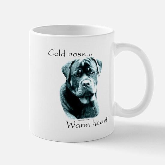 Saluki Warm Heart Mug