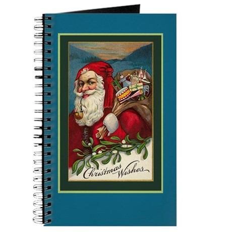 Christmas Wishes Journal