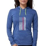 BCA Flag Womens Hooded Shirt