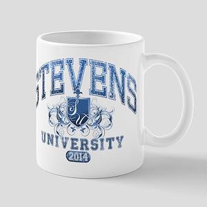 Stevens Last name University Class of 2014 Mug