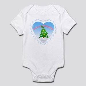 """Merry Kissmas"" Infant Bodysuit/Creeper"