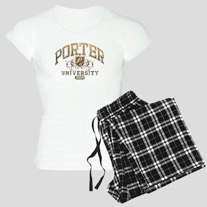 Porter Last Name University Class of 2014 Pajamas