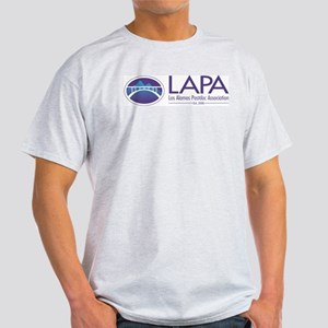 LAPA Ash Grey T-Shirt