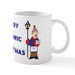 Merry Masonic Christmas Mug