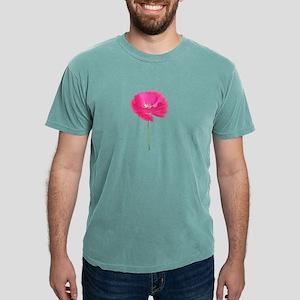 pink poppy Mens Comfort Colors Shirt