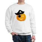 Pirate Jack o'Lantern Sweatshirt