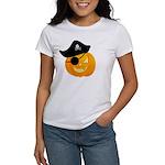 Pirate Jack o'Lantern Women's T-Shirt