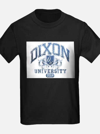 Dixon Last name University Class of 2014 T-Shirt