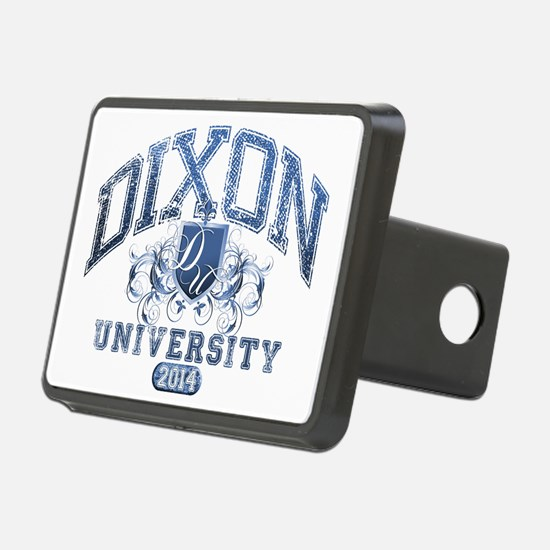 Dixon Last name University Class of 2014 Hitch Cov