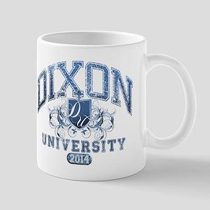 Dixon Last name University Class of 2014 Mug
