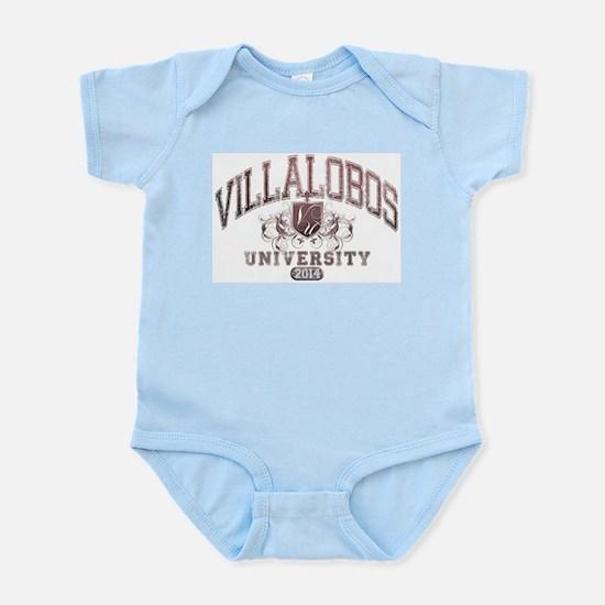 Villalobos Last Name University Class of 2014 Body