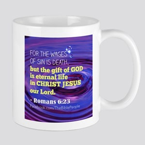 Romans 6:23 Mug