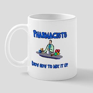 Pharmacists know how to mix i Mug