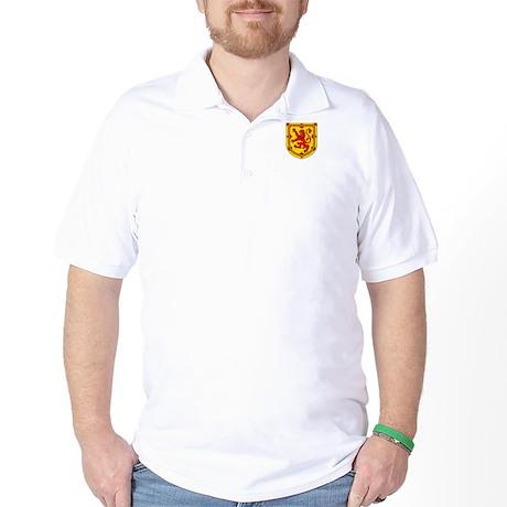 Royal Arms of Scotland Golf Shirt