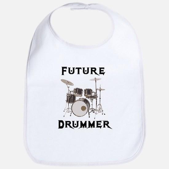 Future Drummer Bib