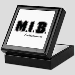 MIB Entertainment Keepsake Box