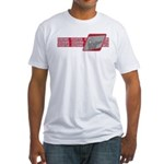 International Fencing Fitted T-shirt