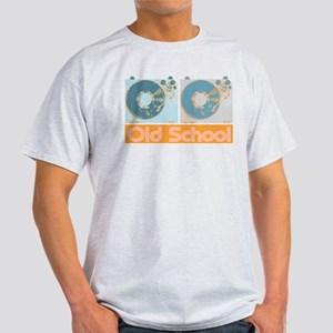 Old Shcool Turntables T-Shirt