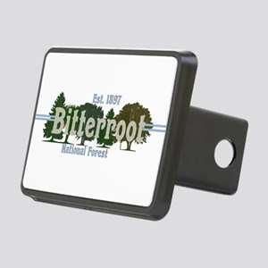Bitterroot National Forest Rectangular Hitch Cover