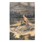 Rackham's Caporushes Postcards (Package of 8)