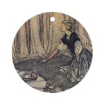Rackham's Frog Prince Ornament (Round)