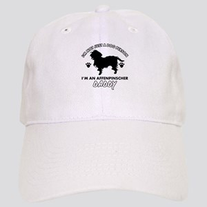 Affenpinscher Daddy designs Cap