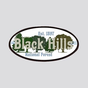 Vintage Black Hills National Forest Trees Patch