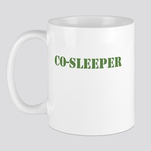 Co-Sleeper Khaki Mug