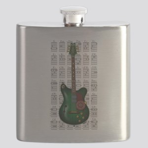 KuuMa Guitar 09 Flask