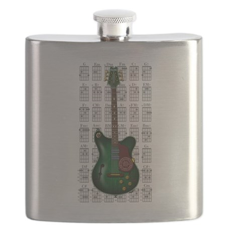 KuuMa Guitar 09 Flask
