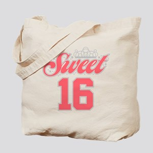 Sweet 16 Tote Bag