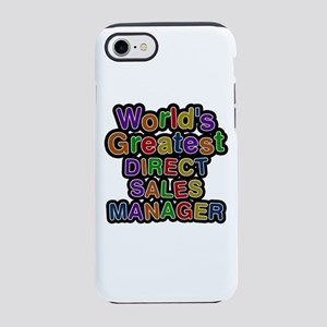 World's Greatest DIRECT SALES MANAGER iPhone 7 Tou