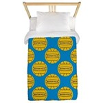 Water Polo Balls Twin Duvet