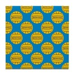 Water Polo Balls Tile Coaster