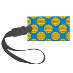 Water Polo Balls Large Luggage Tag